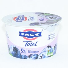 Fage 0 % Blueberry Yogurt
