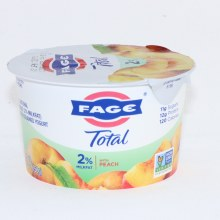Fage 2% Peach Yogurt