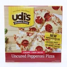 Udis Gf Pepperoni Pizza