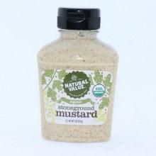 Natural Mustard Stoneground