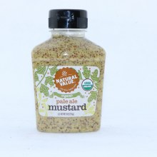 Natural Pale Ale Mustard