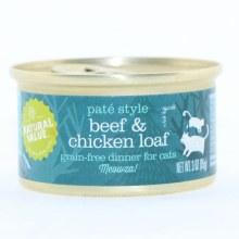 Natural Value Beef Chicken