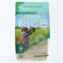 Lotus Org Brwn Jasm Rice