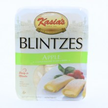 Kasias Apple Blintzes