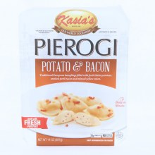 Kasia's Potao Bacon Pierog