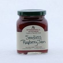 Stonewall Kitchen Seedless Raspberry Jam Gluten Free NON GMO 12 oz
