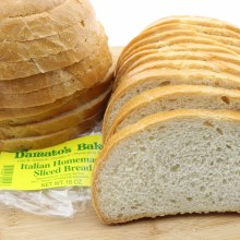 Damatos Italian Bread