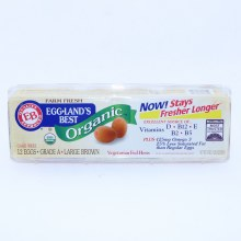 Eb Organic Eggs