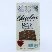 Chlove Milk Chocolate
