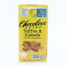 Chlove Toffee Almonds