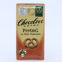 Chlove Pretzel Chocolate