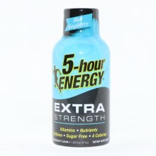 5hr Energy Blue Raspberry