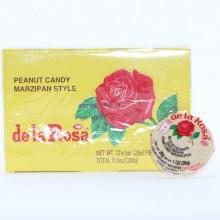 De La Rosa Peanut Candy