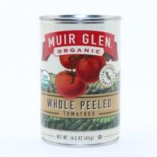 Muir Glen Organic Whole Peeled Tomatoes