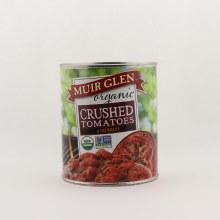 Muir Glen organic crushed tomatoes 28 oz