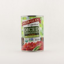 Muir Diced Tomato Fr W/chili