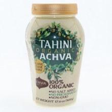 Achva Org Sesame Tahini