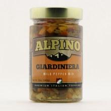 Alpino Giardiniera Mild Pepper Mix 12 oz