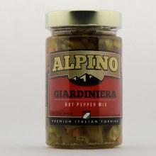 Alpino Giardiniera Hot Pepper Mix 12 oz