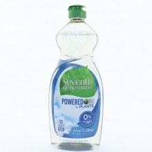 Seventh G Dish Liquid