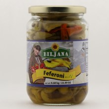 Biljana Feferoni mild