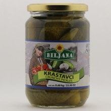Biljana Crunchy Pickles 23.99 oz