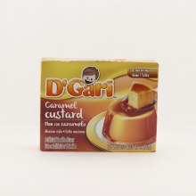 Dgari Caramel Custard Mix