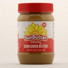 Sun Butter Creamy Sunflower Butter 16 oz
