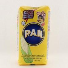 Harina Pan White Corn Meal