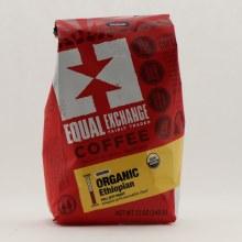 Equal Exchange Organic Ethiopian Coffee 12 oz