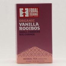 Equal Exchange Organic Vanilla Rooibos Tea 1.41 oz