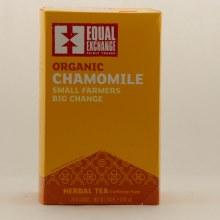 Equal Exchange Organic Chamomile Tea