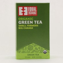 Equal Exchange Organic Green Tea  1.41 oz