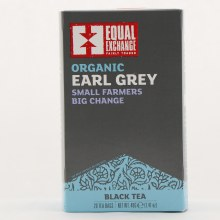 Ee Organic Earl Grey Tea