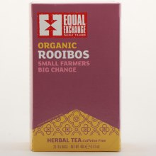 Equal Exchange Organic Rooibos Tea 1.41 oz