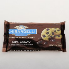 Ghirardelli 60% Baking Chips