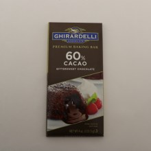 Ghirardelli 60% Cacao