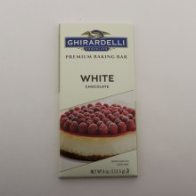 Ghirardelli White Choco