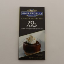 Ghirardelli 70% Cacao Choco
