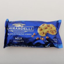Ghirardelli Mlk Chocolate Chip