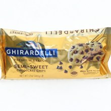 Ghirardelli Semi Sweet