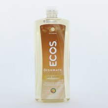 Ecos Dishmate Dish Liquid  ALmond Scented