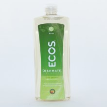 Ecos Plant Derived Dishmate Dish Liquid Pear Scented