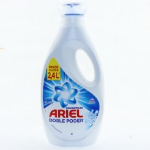 Ariel Doble Poder Laundry
