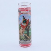 Brilux Saint Martin Caballero Candle 1 pc