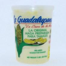 La Guadalupana Pineapple Pre Mixed Dough For Tamales 80 oz