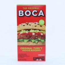 Bocca Meatless Burger