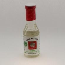 King of Siam Thai Cucumber Salad Sauce  Fat Free 12 oz