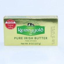 Kerrygold Pure Irish Butter. Two Sticks.  8 oz