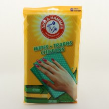 Arm & Hammer Wipes Super Absorbant Reusable and Machine Washable